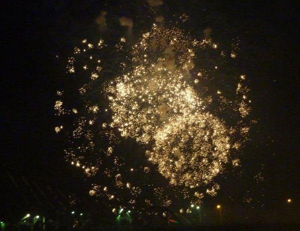 Montreal feu d'artifices 2