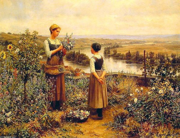 Daniel-Ridgway-Knight-Picking-Flowers.JPG