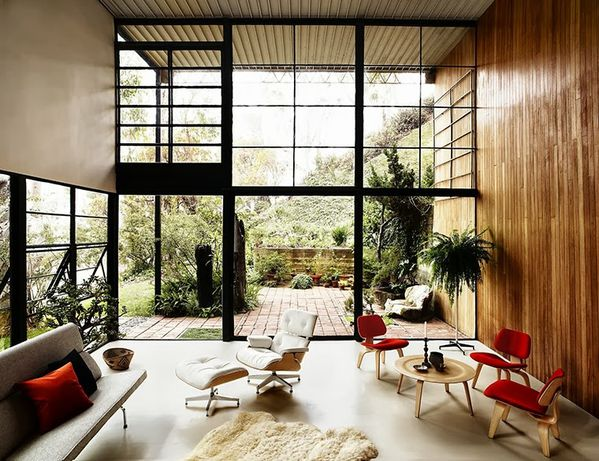 A PART CA - EAMES HOUSE 1