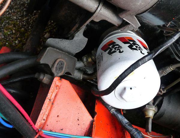 kit radiateur d'huile 257