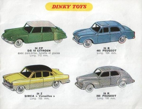 catalogue dinky toys automne 1958 p3