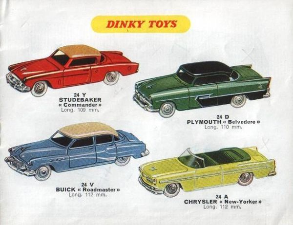 catalogue dinky toys automne 1958 p5