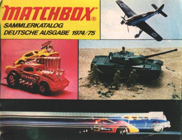 catalogue matchbox 1974-1975 p01