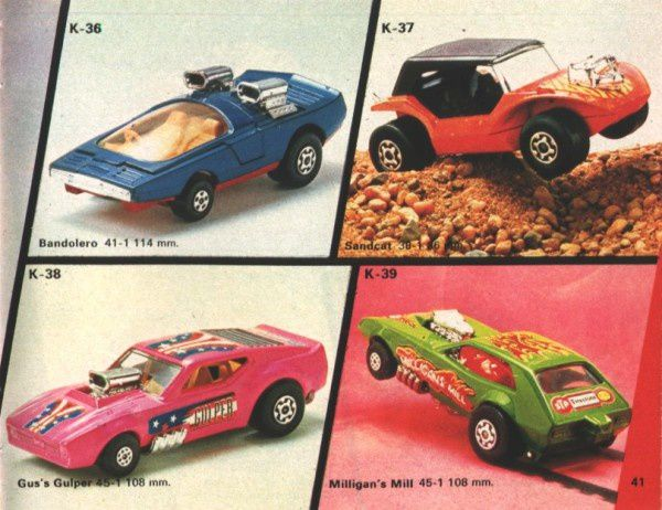catalogue matchbox 1974-1975 p41