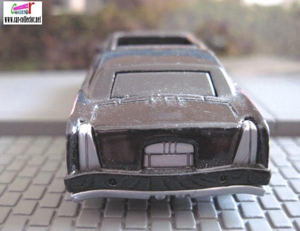 limousine hollywood matchbox made in china (3)