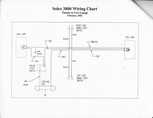solex s 3800 usa specifications & tech info solex 3800 usa by 3-way switch light wiring diagram 3800 wiring diagram hungarian