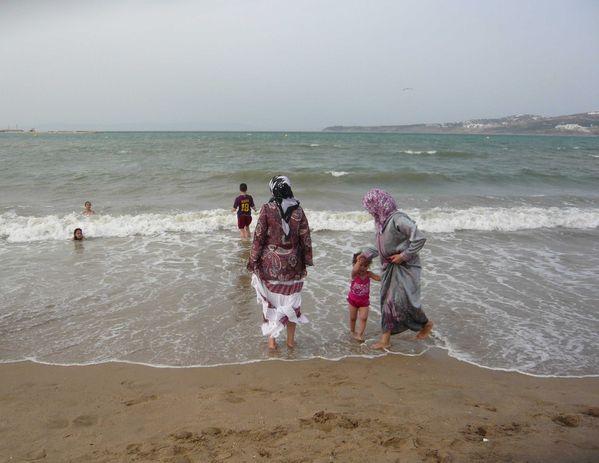 Plage de Tanger © Bernard Moutin 06-12 029