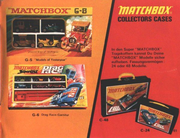 catalogue matchbox 1974-1975 p61