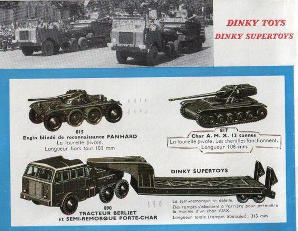 catalogue dinky toys 1960 p14