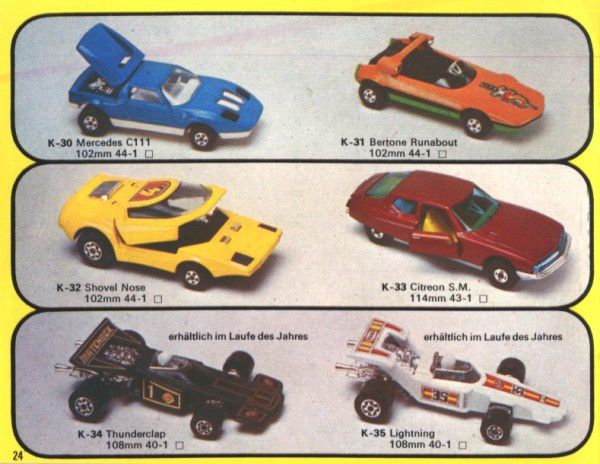 catalogue matchbox 1976 p24