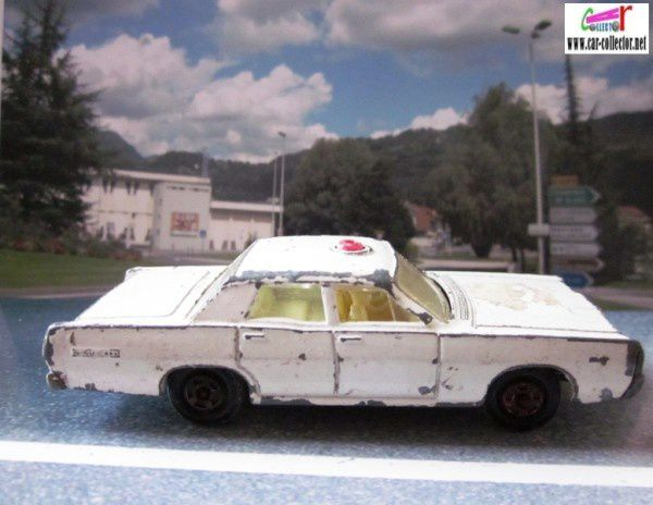 ford mercury matchbox by lesney (1)