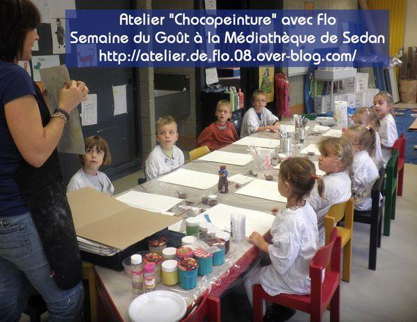 Semaine du Goût-Atelier-chocolat-peinture-Sedan-FloM1
