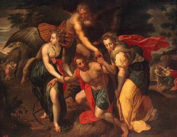 Allegory of the Three Ages of Man