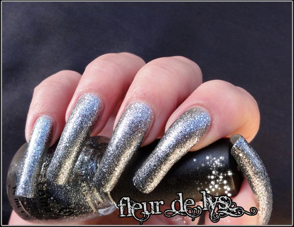 China Glaze Tinsel town swatch