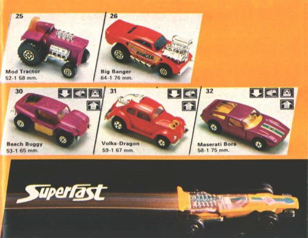 catalogue matchbox 1974-1975 p19 big banger bora
