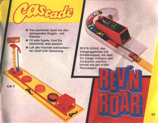 catalogue matchbox 1974-1975 p63 revn roar