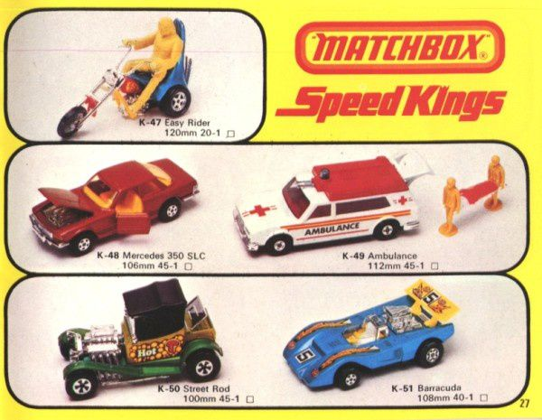 catalogue matchbox 1976 p27
