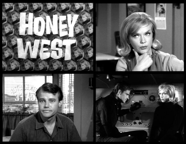 HONEY WEST baker