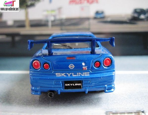 nissan Skyline GTR R34 go4 collection de voitures sport (8)