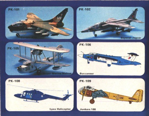 catalogue matchbox 1974-1975 p12 sepecat jaguar lynx helico