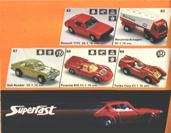 catalogue matchbox 1974-1975 p24 r17 hot rocker