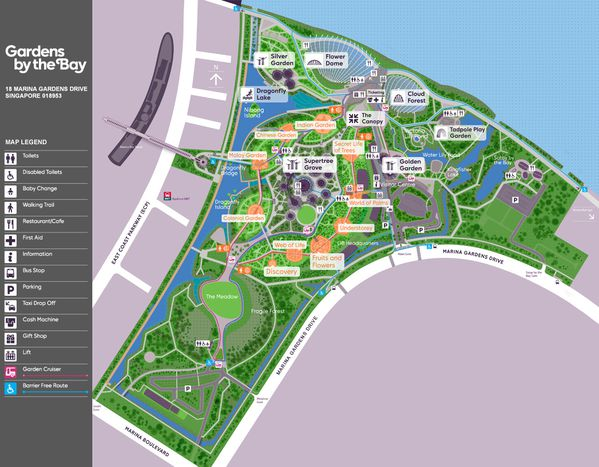 GArden by the bay map 1