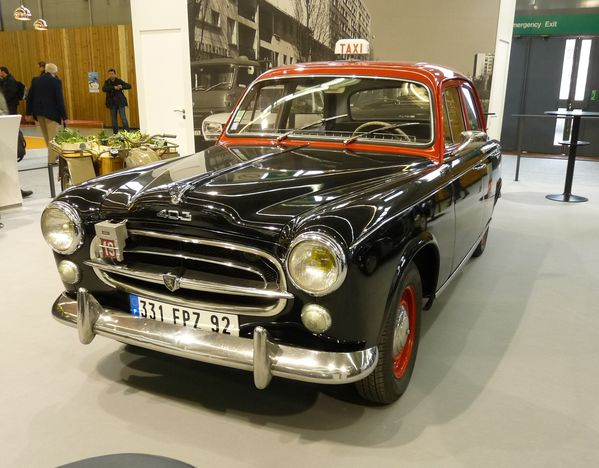 Peugeot 403 1955 Taxi G7 0721