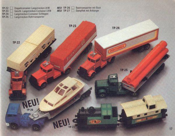 catalogue matchbox 1981.1982 p17