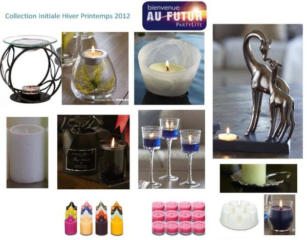 Collection initiale Hiver Printemps 2012 Page 2