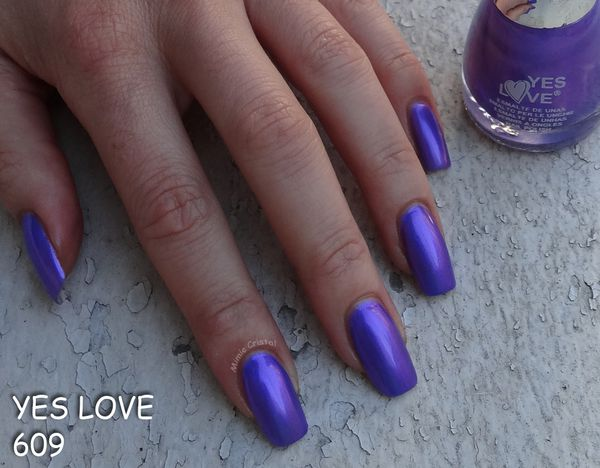YES LOVE 609 violet 03