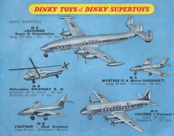 catalogue dinky toys automne 1958 p13