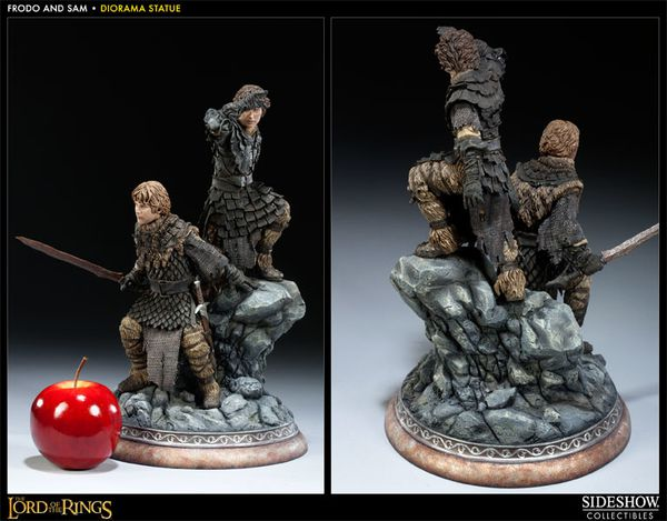 Diorama-Statue-Frodo-and-Sam-The-Lord-of-the-Rings-Sideshow