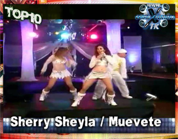 Top 10 Sherry Sheyla Muevete Conexion HN