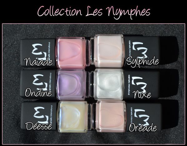 LM Cosmetic Les nymphes