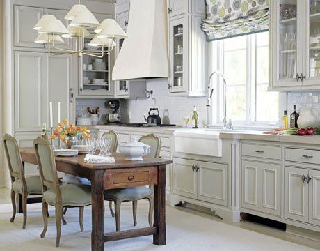 Grandes cuisines de luxe le blog de for Gorgeous small kitchens