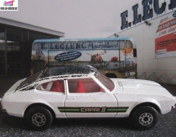 ford capri II matchbox super kings lesney 1976 (1)
