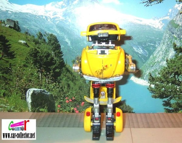 vw cox 1300 s transformers robot 1983