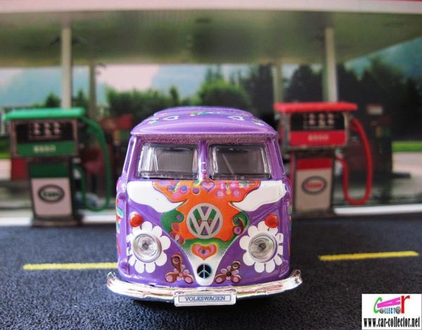 vw combi samba peace & love hippies maisto av (1)