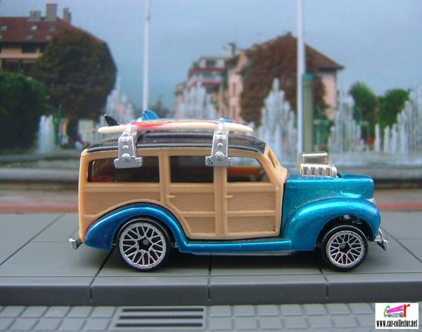 40 woodie action pack surf's up