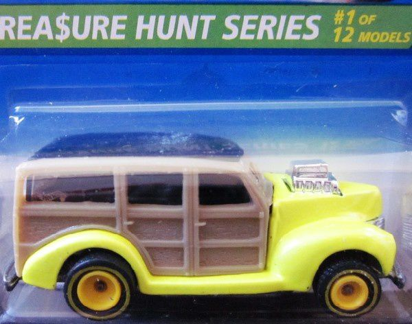 40 woodie thunt collector 428 1996