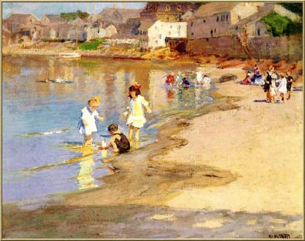 7-edward-henry-potthast-at-the-beach-77028.jpg
