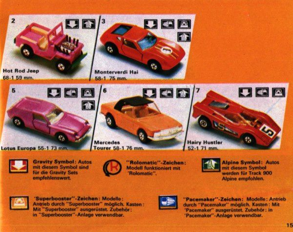 catalogue matchbox 1974-1975 p15 mercedes tourer monterverd