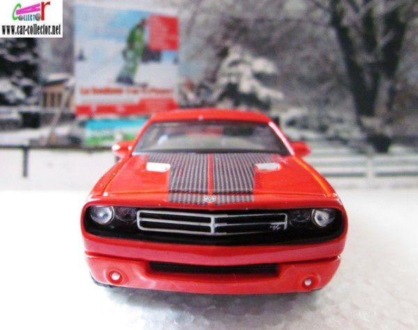 dodge challenger concept power racer maisto (2)