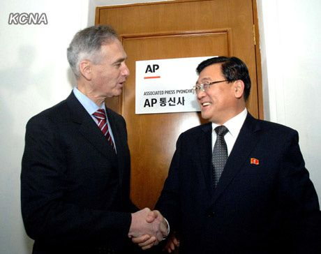 AP in Pyongyang 2