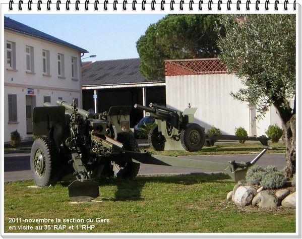 2011-UNP Gers visite 35°RAP et 1°RHP (63)