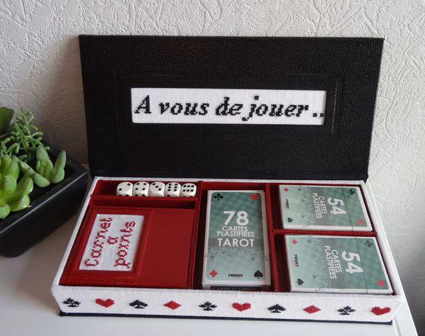 boite à cartes josette 2