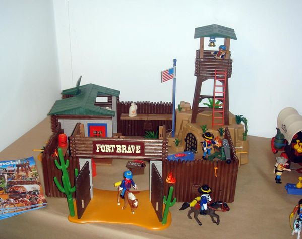 playmobil-le fort