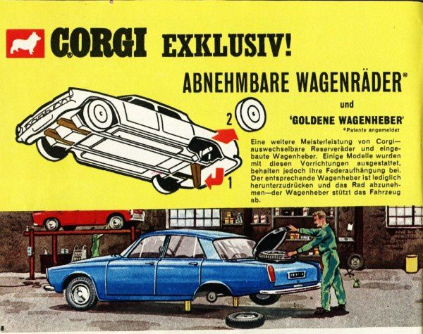 catalogue corgi 1969 p08