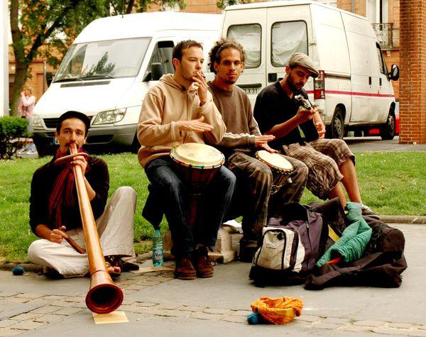 groupe musique saint aubin toulouse