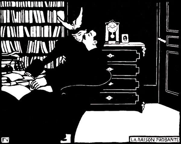 Felix Valotton dessins (3)